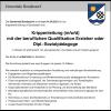 Krippenleitung (m/w/d) mit der beruflichen Qualifikation Erzieher oder Dipl.-Sozialpädagoge
