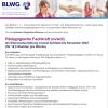 Pädagogische Fachkraft (m/w/d) als Elternzeitvertretung