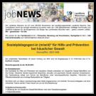Sozialpädagoge/-in (m/w/d) für Hilfe und Prävention bei häuslicher Gewalt