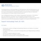 ExpertIn Intensivpflege Triemli, 60-100%
