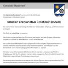 staatlich anerkannte/r Erzieher/in (m/w/d) für die Kinderkrippe in Bendestorf