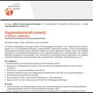 Hygienefachkraft in Teilzeit (m/w/d)