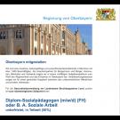 Diplom-Sozialpädagogen (m/w/d) (FH) oder B. A. Soziale Arbeit