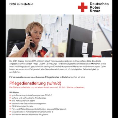 Pflegedienstleitung (w/m/d)